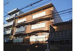 京都府京都市下京区富小路通仏光寺上る塗師屋町の賃貸マンションの外観