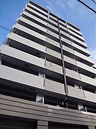 レジュールアッシュ天王寺PARKSIDE[9階]の外観