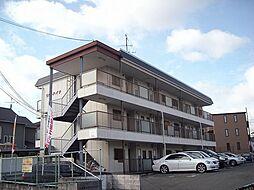 大阪府茨木市上穂積4丁目の賃貸マンションの外観