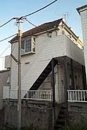 ピュアハウス三ツ沢下町[2階]の外観