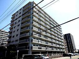 兵庫県三田市中町の賃貸マンションの外観