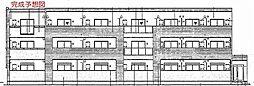 サニーレジデンス稲田本町[208号室号室]の外観