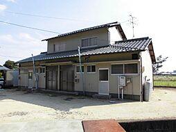 [タウンハウス] 岡山県岡山市東区西大寺北 の賃貸【/】の外観