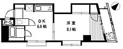 AS ONE SUGAMO[3階]の間取り