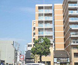 京都府京都市下京区本覚寺前町の賃貸マンションの外観