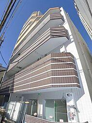 東京都品川区戸越6丁目の賃貸マンションの外観