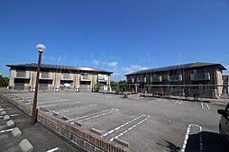 兵庫県たつの市新宮町光都2丁目の賃貸アパートの外観
