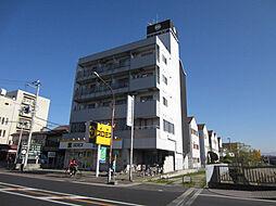 大阪府岸和田市春木若松町の賃貸マンションの外観