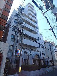 メロディハイム新大阪[8階]の外観