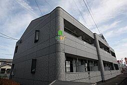 香川県高松市東山崎町の賃貸アパートの外観
