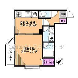武蔵小山駅 10.6万円