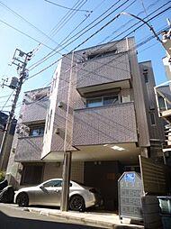 東京都墨田区押上2丁目の賃貸アパートの外観