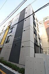 東京都文京区白山2丁目の賃貸マンションの外観