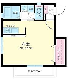 新築 アレイムK[301号室号室]の間取り