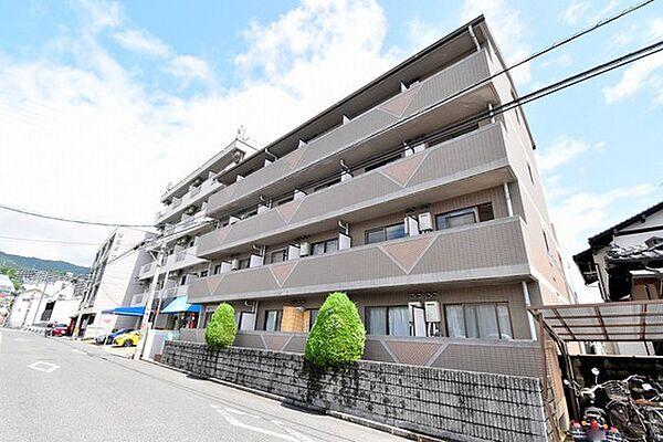 ウィングスSK 4階の賃貸【広島県 / 広島市安佐南区】