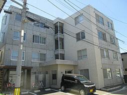 北海道札幌市東区北三十七条東16丁目の賃貸マンションの外観