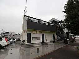 愛知県名古屋市中川区法華2丁目の賃貸アパートの外観