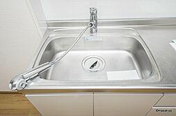 ソレーユ Eのキッチン 浄水器が使えます。