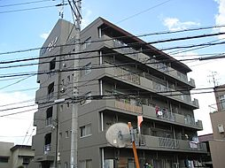 大阪府摂津市千里丘東5丁目の賃貸マンションの外観