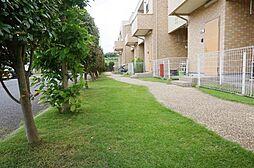 リアン緑が丘B棟[1階]の外観