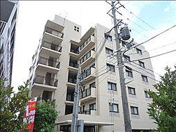 大阪府茨木市鮎川5丁目の賃貸マンションの外観