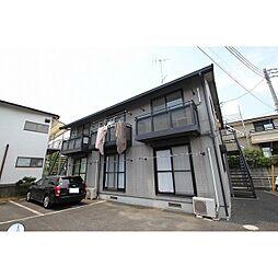 ハイツKIYO A棟[2階]の外観
