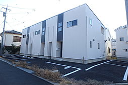 [テラスハウス] 茨城県つくばみらい市谷井田 の賃貸【/】の外観