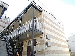 大阪府大阪市生野区巽北4の賃貸アパートの外観