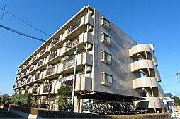 埼玉県所沢市中富南3丁目の賃貸マンションの外観
