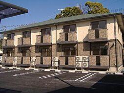 広島県福山市引野町2丁目の賃貸アパートの外観