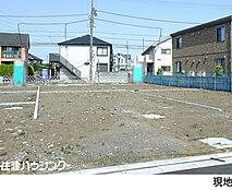 B区画、駅徒歩10分以内、建物プラン例有り