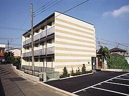 神奈川県相模原市緑区二本松3丁目の賃貸マンションの外観