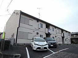 タウニィ・中村[203号室]の外観
