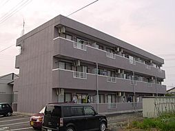 山形県山形市白山1丁目の賃貸アパートの外観