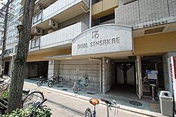 ドール新栄[2階]の外観