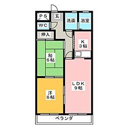 西可児駅 4.6万円