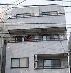 神奈川県川崎市中原区木月1の賃貸マンションの外観