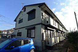 メゾン松本D[2階]の外観