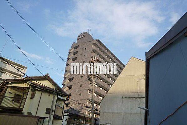朝日プラザ名古屋ターミナルスクエア[11階]の外観
