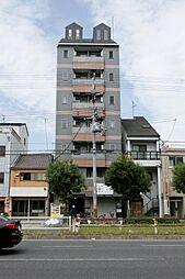 コーポSY[3階]の外観