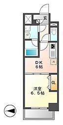 メイボーテセラ[11階]の間取り