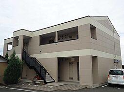 シェモア千日[2階]の外観