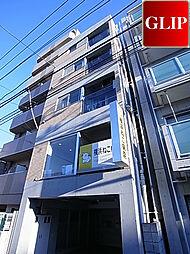 シティコート横浜[4階]の外観