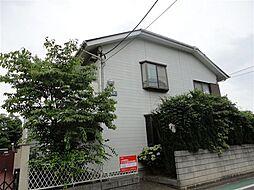 東京都国分寺市富士本3丁目の賃貸アパートの外観