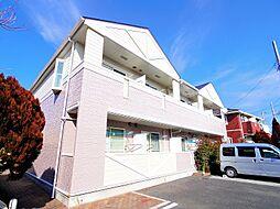 東京都西東京市北町3丁目の賃貸アパートの外観