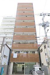 フェーリス北堀江[8階]の外観