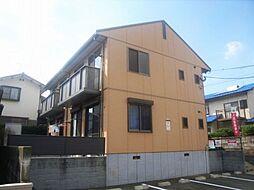 福岡県福岡市博多区東月隈5丁目の賃貸アパートの外観