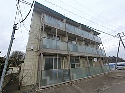 千葉県千葉市若葉区千城台東4丁目の賃貸マンションの外観