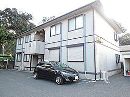 ウィンディア赤坂A棟[2階]の外観