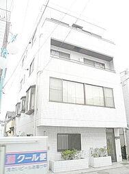 東京都品川区二葉4丁目の賃貸マンションの外観